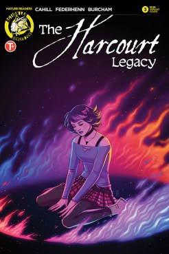 The Harcourt Legacy #3 Cover B